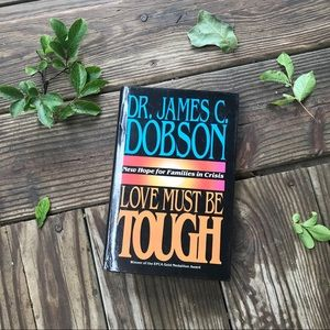 Other - Love must be tough book